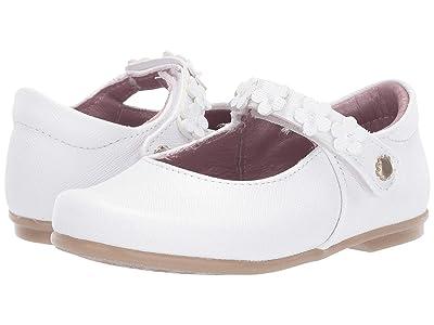 Kid Express Gaia (Toddler) (White Combo) Girls Shoes