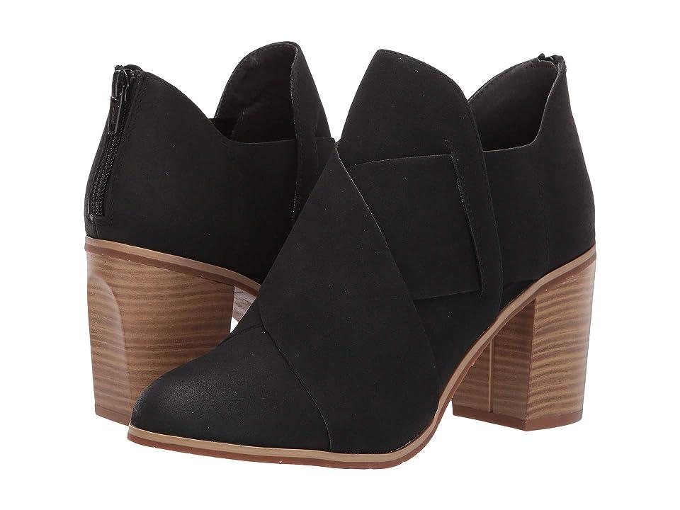 Seychelles BC Footwear by Seychelles Azalea (Black V-Nubuck) High Heels