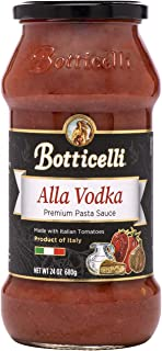 Botticelli Alla Vodka Premium Pasta Sauce (24oz) (2)
