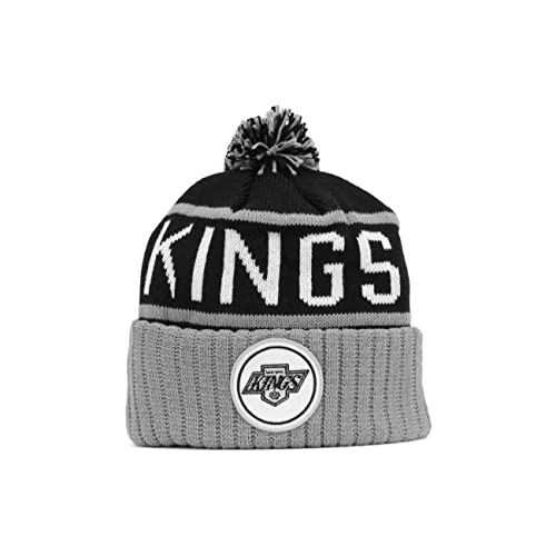 0b50e9c57b7 Mitchell   Ness Men s Los Angeles Kings High 5 Beanie