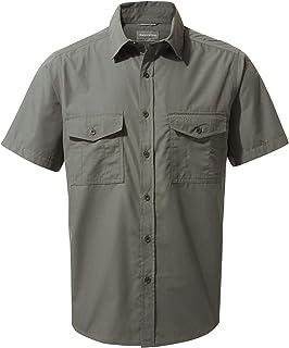 Craghoppers Men's Kiwi Short Sleeved Shirt