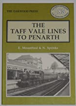 Taff Vale Lines to Penarth (Locomotion Papers)
