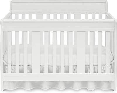 Fisher-Price Cicero 4in1 Convertible Crib, Frost White
