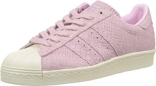 adidas Superstar 80s, Baskets Hautes Femme