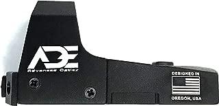 Ade Advanced Optics RD3-006B Green Dot Micro Mini Reflex Sight For Handgun