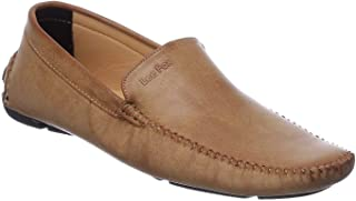 Lee Fox Shoes for Men Casual Loafer LF554 TAN
