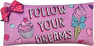 JoJo Siwa Follow Your Dreams Body Pillow (36 Inches)