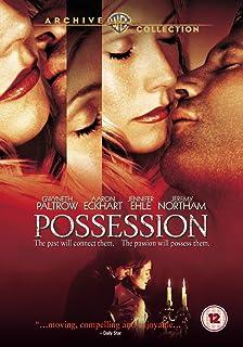 Possession Reino Unido DVD