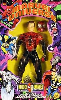 Marvel Universe Heroes Unmasked Spiderman Peter Parker 10