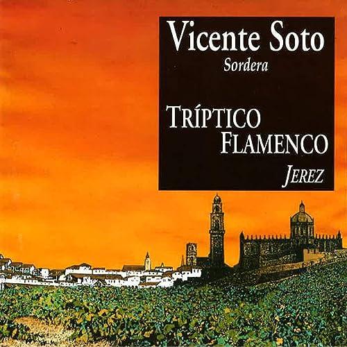 Tríptico Flamenco: Jerez de Vicente Soto en Amazon Music ...