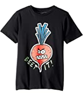 Stella McCartney Kids - Beet It Short Sleeve Tee Early (Toddler/Little Kids/Big Kids)