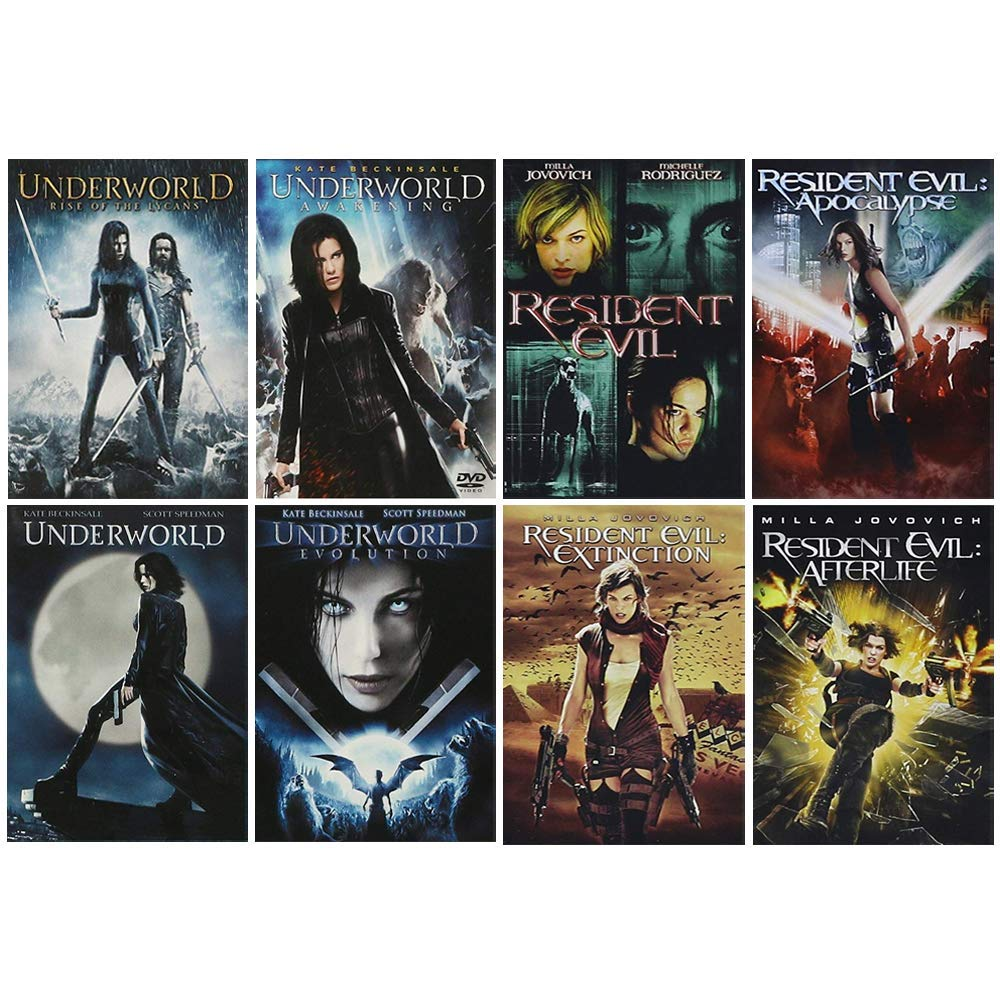 The Ranking TOP17 Ultimate Women Heroes Kicking Resi Butt Underworld Max 62% OFF Series: