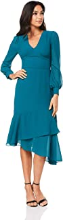 Cooper St Women's Coastal Long Sleeve Midi Dress