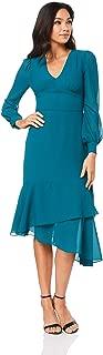Cooper St Women's Coastal Long Sleeve Midi Dress