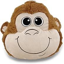 One Monkey Theme Plush Throw Pillow - 11