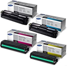 Samsung CLT-K504S. CLT-C504S. CLT-M504S. CLT-Y504S BCYM 504S Toner Set