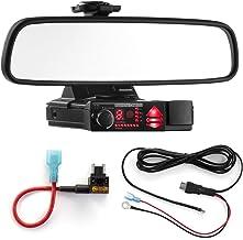 $45 » Radar Mount Mirror Mount Bracket + Direct Wire Power Cord + Micro Fuse Tap for Valentine V1 (3001504)