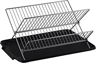 Stainless Steel Folding Dish Drainer