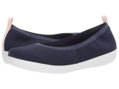 Clarks Ayla Paige (Navy Knit) Women
