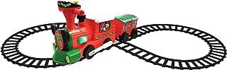 Kiddieland Disney Mickey & Minnie Ride-on Christmas Train with Caboose