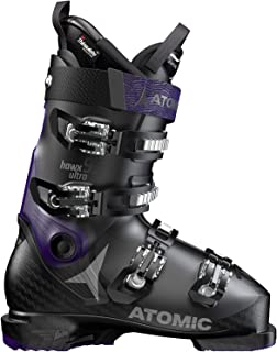 Atomic HAWX Ultra 95 Women's Ski Boots Black/Purple 23/23.5