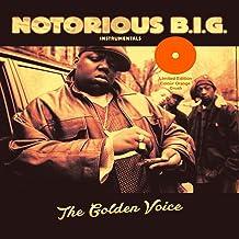 The Golden Voice Instrumentals (Orange Vinyl) [Vinilo]