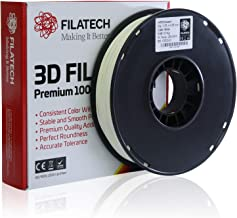 Filatech HIPS Filament, White, 1.75mm, 0.5 kg, Made in UAE
