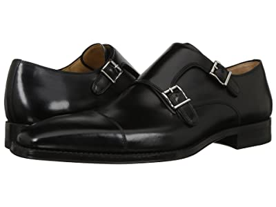 Magnanni Cotillas II (Black) Men