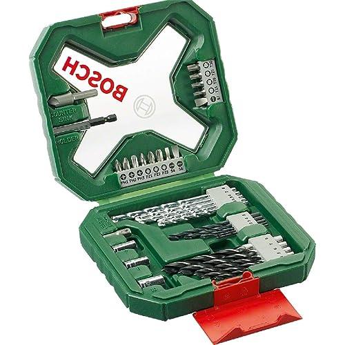 Bosch 2607010608 x -Line Set 34 Pezzi, Avvitamento e Foratura