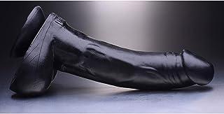 Tom of Finland Black Magic Dildo