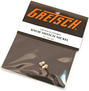 Gretsch Guitar Switch Tip Pair for Professional Collection Models in Nickel