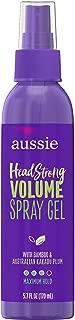 Aussome Volume Spray Hair Gel 5.7 Fl Oz - Spray Gel