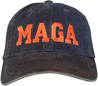 Treefrogg Apparel MAGA Hat - Trump Cap - Various Styles and Colors Available