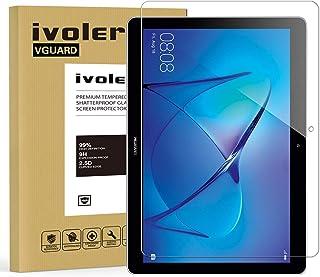 1facaba0d11 iVoler Verre Trempé pour Huawei Mediapad T3 10.0 Pouces [Garantie à Vie],  Film