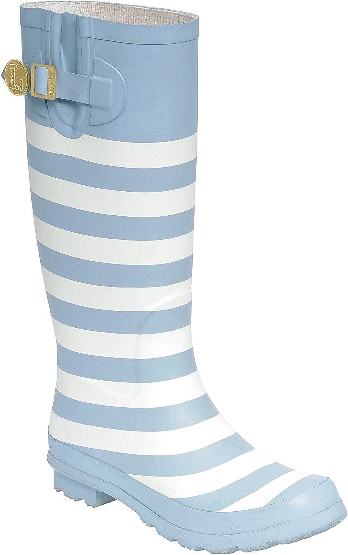 Lillybee U Light bluee and White