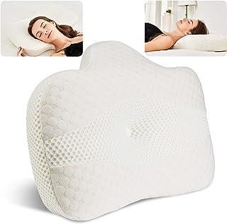BEAUTRIP Cervical Memory Foam Pillow, Bed Pillows for Sleeping, Contour Pillows for Neck and Shoulder Pain, Ergonomic Pill...