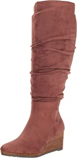 Dr. Scholl's Shoes Women's Central Wide Calf Knee High Boot