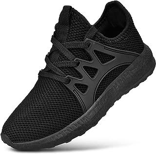 Best black nike running shoes boys Reviews
