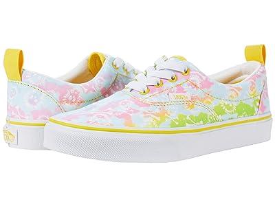 Vans Kids Era Elastic Lace (Big Kid) ( Girls Shoes