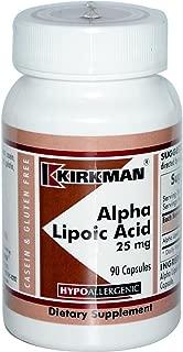 Alpha Lipoic Acid 25mg - 90ct