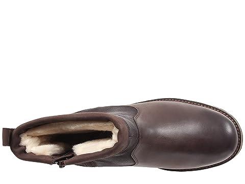 Meilleure Tl Hendren Ugg vente Leatherstout Noir Cuir 1q1rZxwvf