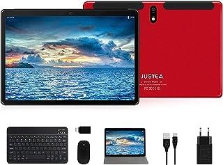 Tablet 10 Pulgadas Android 10.0 Tableta Ultra-Portátiles - RAM 4GB | 64GB Expandible (Certificación Google gsm) -JUSYEA - ...