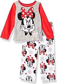 Girls' Toddler Minnie Mouse 2-Piece Pajama Set