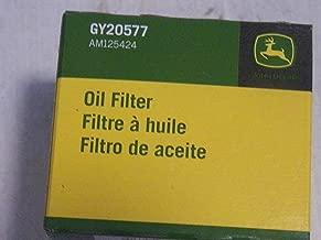 John Deere Oil Filter for John Deere Intek Engine Item#228877 Model# GY20577 UPC# 759936619182