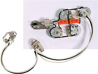 920D Custom Shop Wiring Harness for Rickenbacker 4000 Series Bass Guitar, Stereo