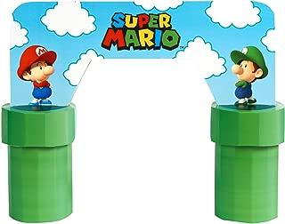 BirthdayExpress Super Mario Bros Babies Party Supplies Centerpiece