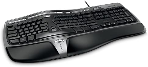 Microsoft Natural Ergonomic Keyboard 4000 for Business – Wired