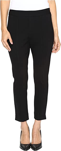Petite Ankle Pants in Black