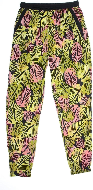 Bar III Printed Jogger Pants Black Combo XXL