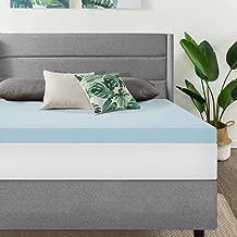 Best 4 inch gel memory foam mattress topper twin xl Reviews